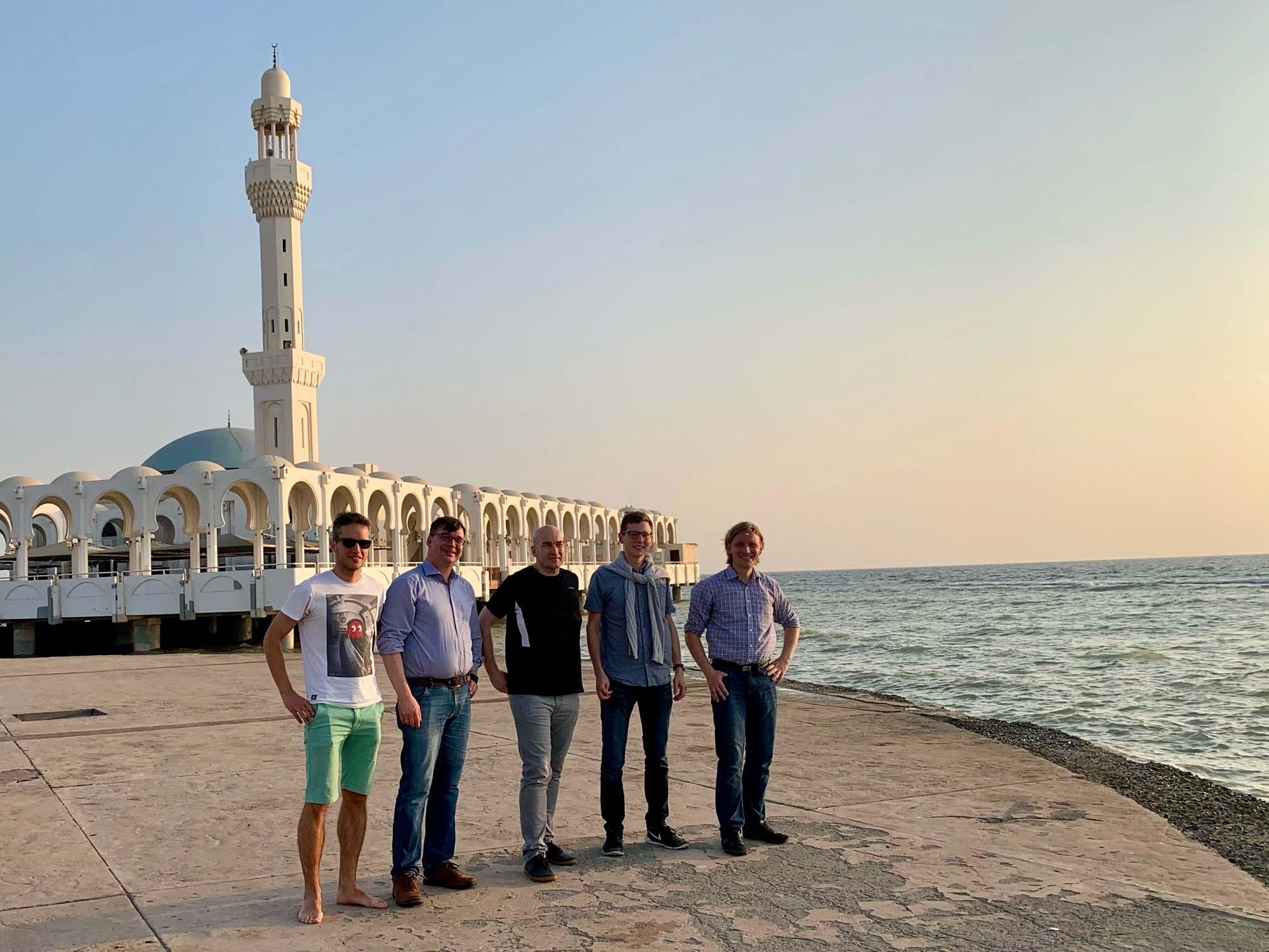 Sightseeing in Djedda