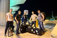 Ankunft in Riad