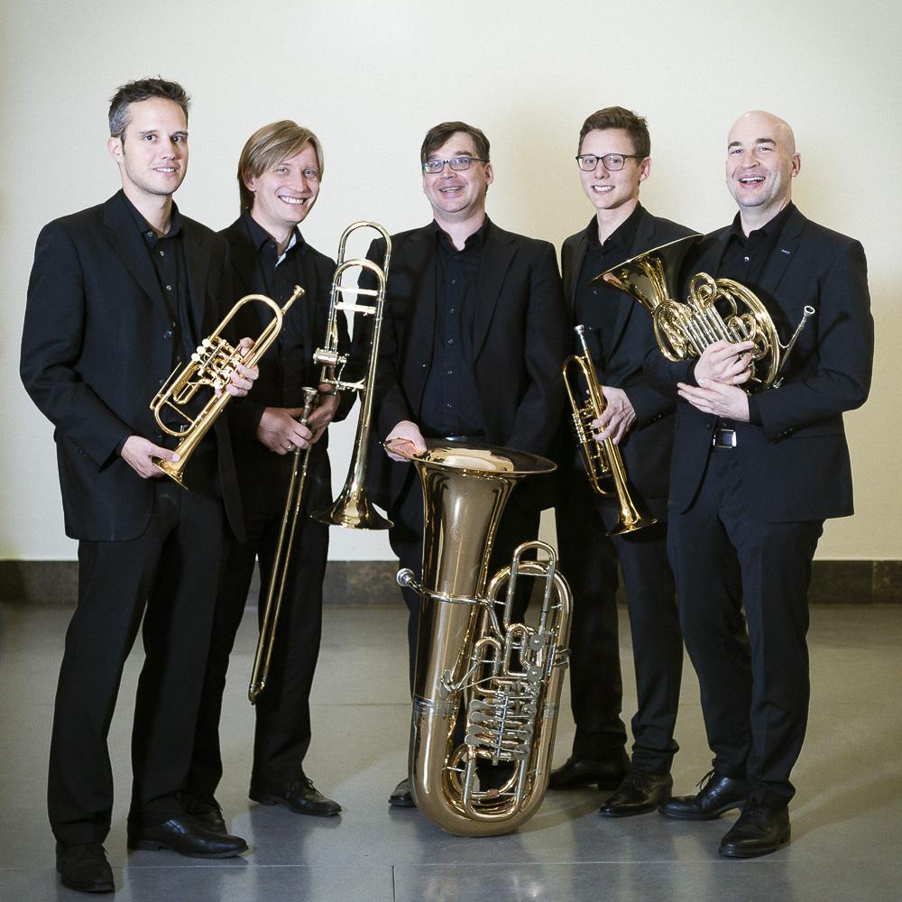 Blechreiz als Quintett